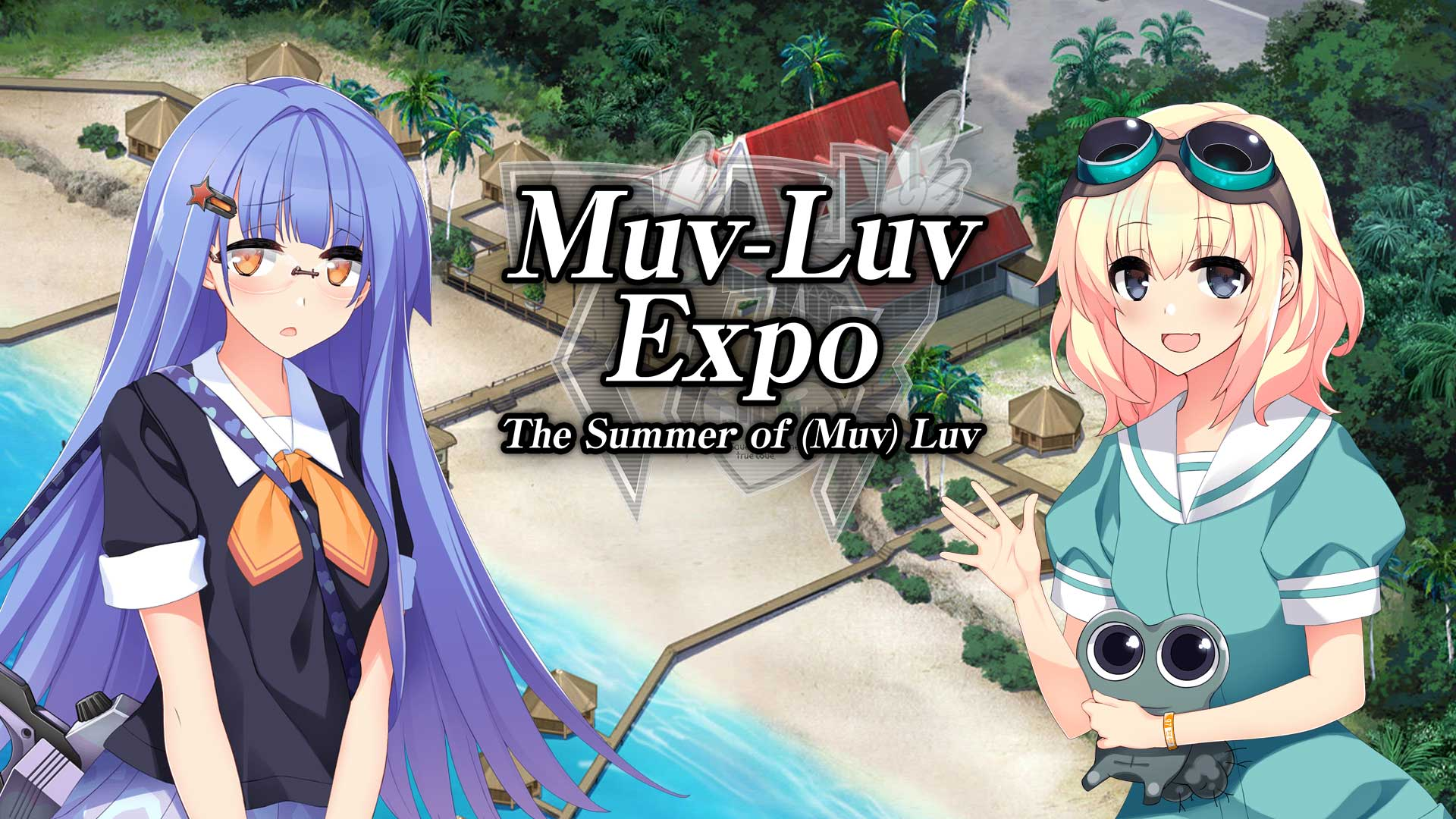 Muv-Luv Online Event Teaser Site Revealed, Event Begins July 1st!